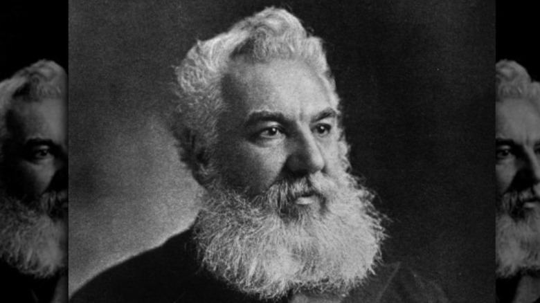 Portrait of Alexander Graham Bell
