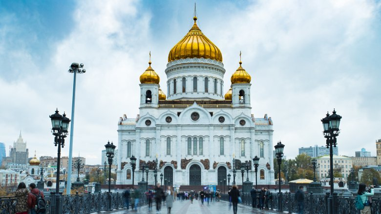 Cathedral of Christ Savior, Russia
