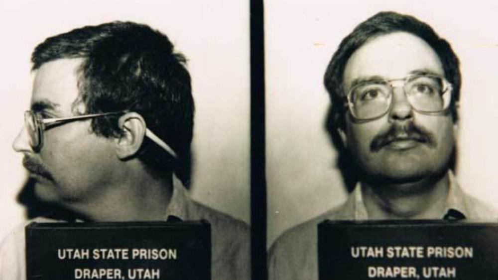 Mark Hofmann mugshot
