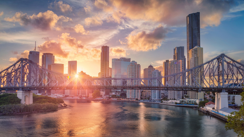 Brisbane, Australia skyline