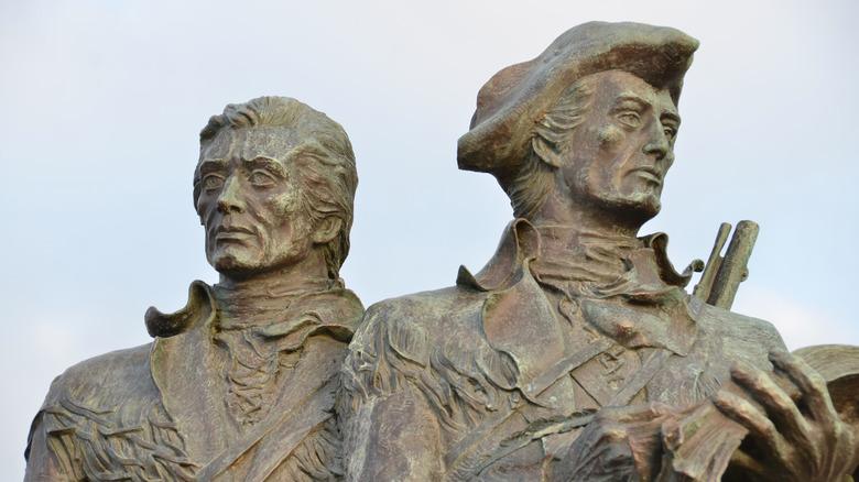 Lewis and Clark memorial