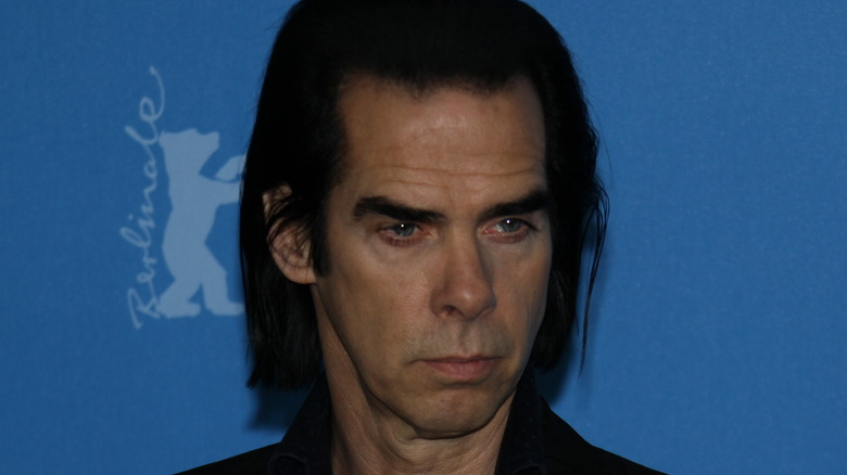 Nick Cave at event
