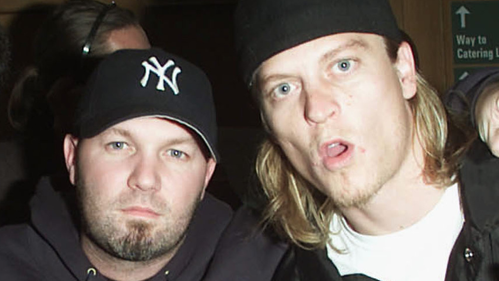 Fred Durst and Wes Scantlin