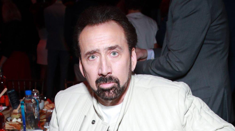 Nicolas Cage 2020 Independent Spirit Awards