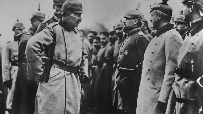 World War I German soldiers