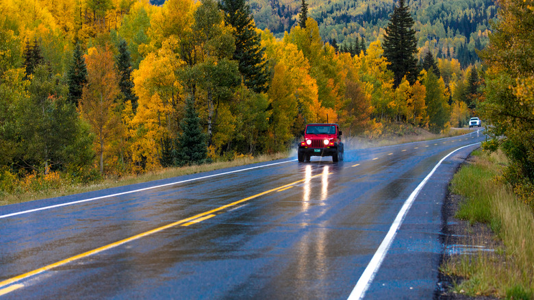 Route 550 Colorado