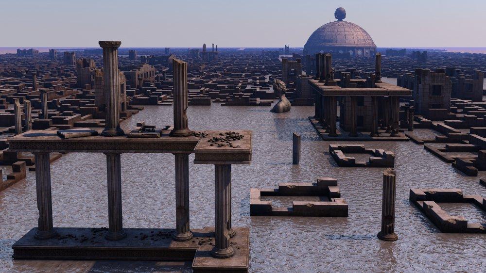 Maybe Atlantis