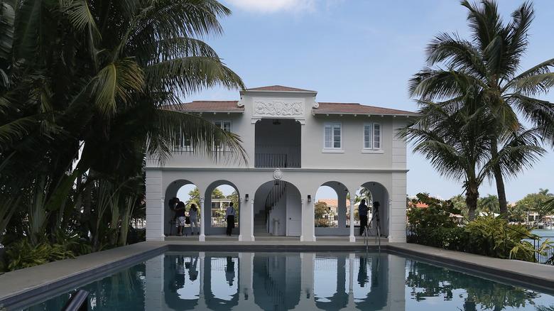 Al 'Scarface' Capone's Miami mansion
