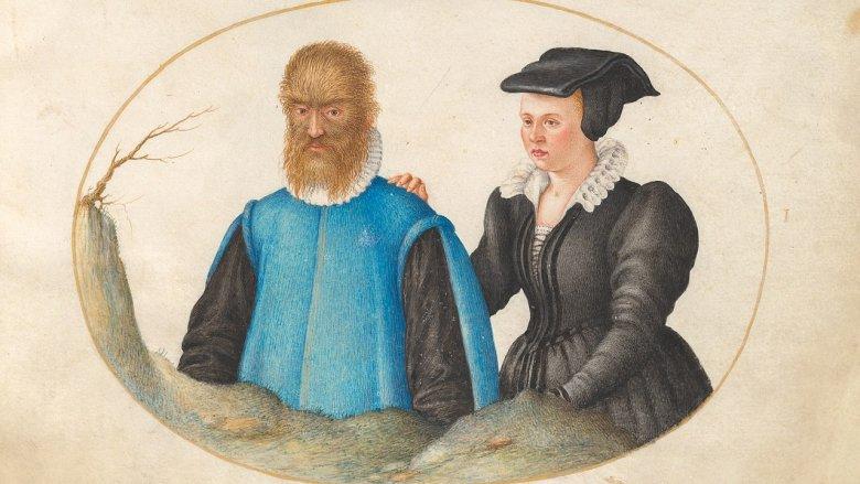 Petrus Gonsalvus, Catherine Gonsalvus
