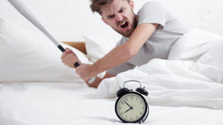 kill alarm clock