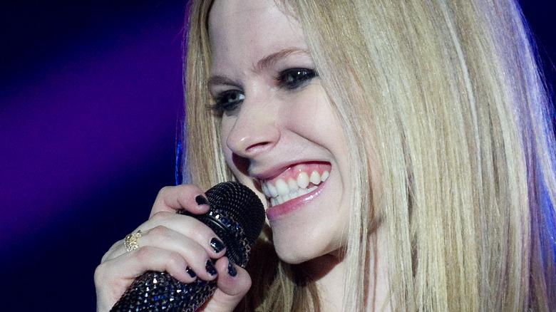 Avril Lavigne in 2011