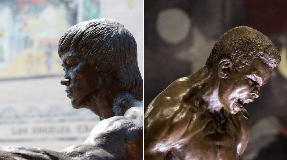 Bruce Lee, Muhammad Ali