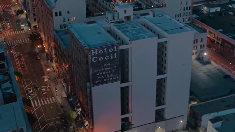 Cecil Hotel exterior