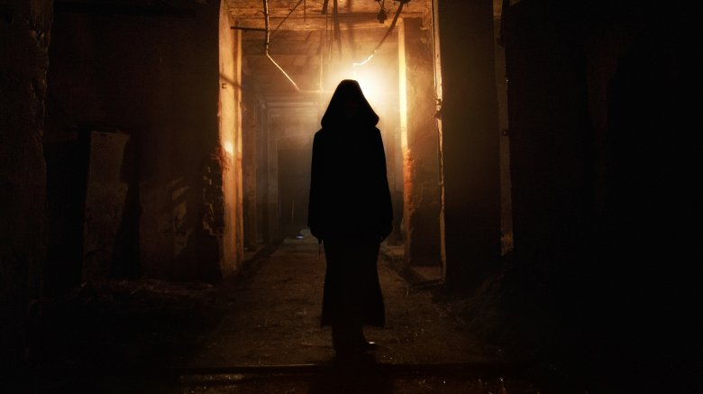 creepy abandoned mystery