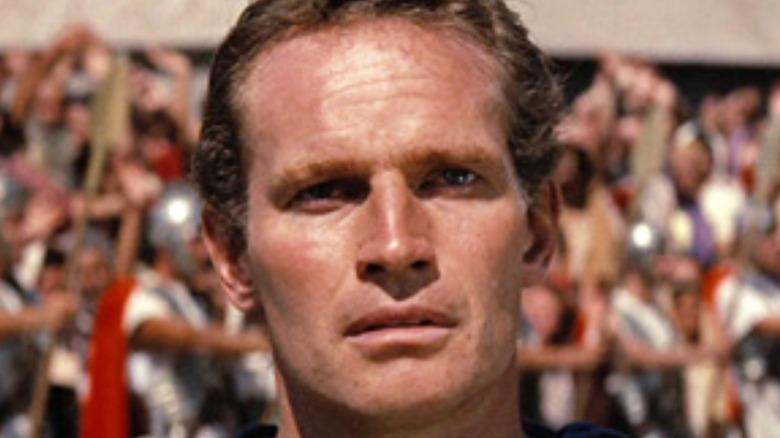 Heston in 'Ben Hur'