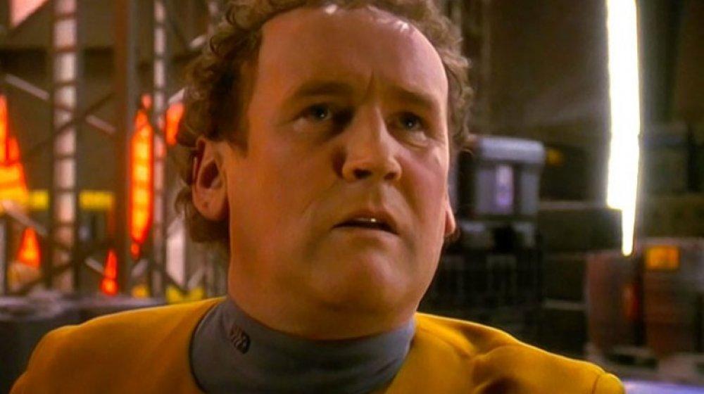 Chief O'Brien, Colm Meaney, Star Trek