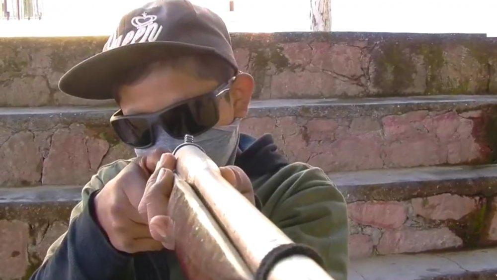 Guerrero, Mexico child police