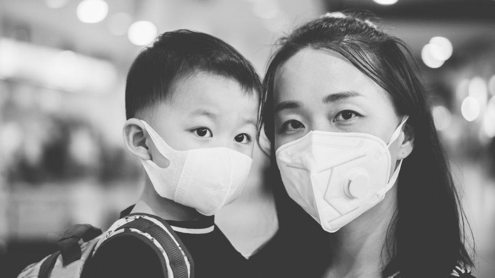 asian racism virus
