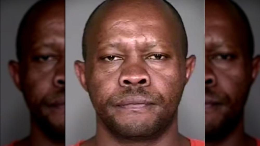 Accused serial killer Billy Chemirmir