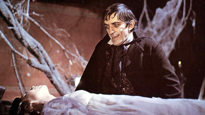 """Barnabas Collins claims a victim in """"House of Dark Shadows"""""""