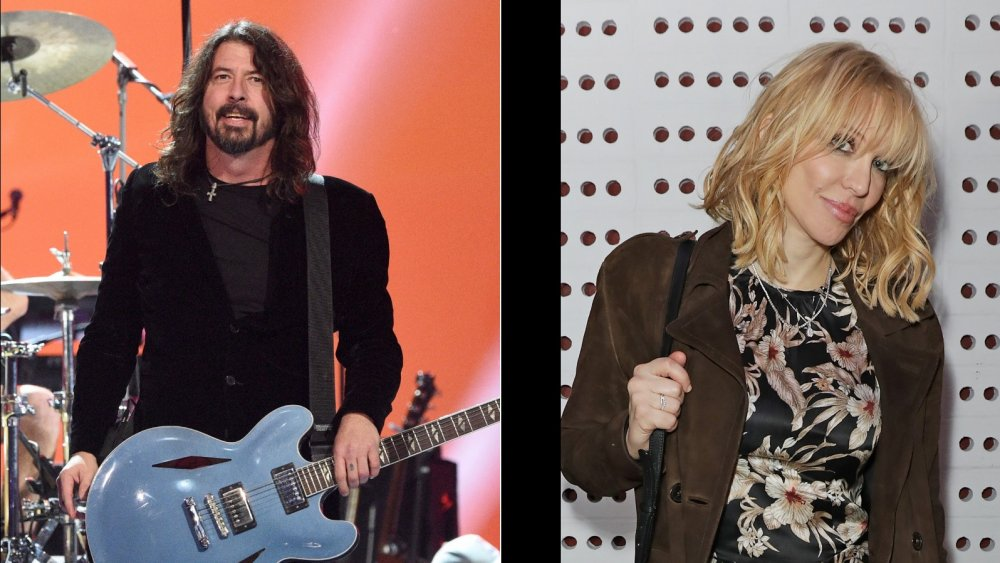 Dave Grohl / Courtney Love