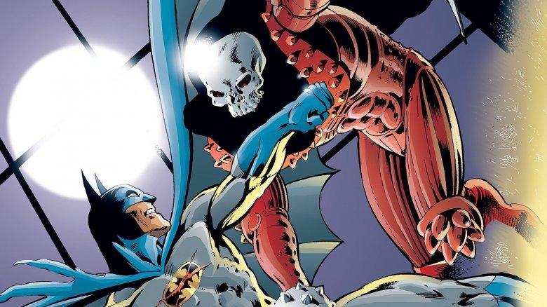 batman vs the reaper year two phantasm