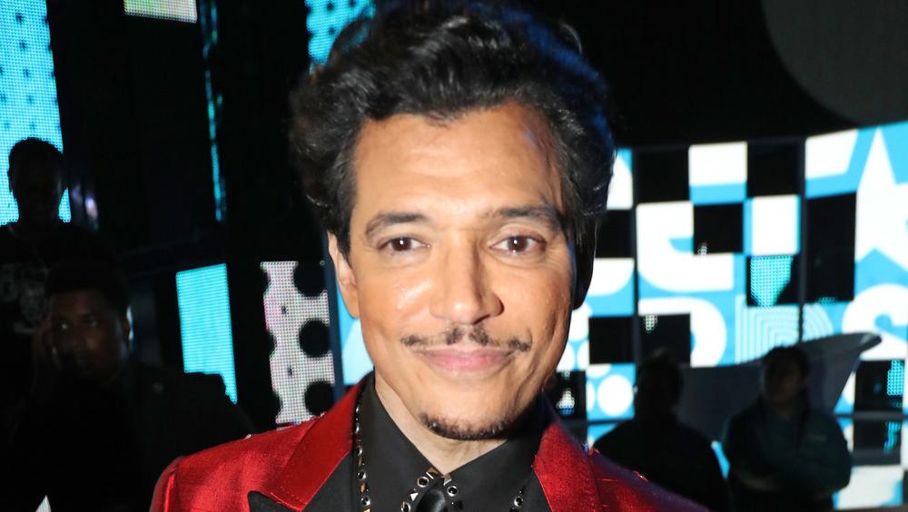 Singer El DeBarge award show