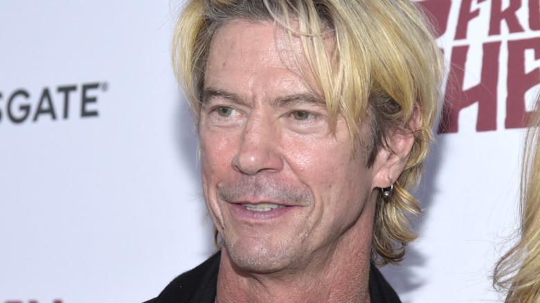 Guns N' Roses bassist Duff McKagan