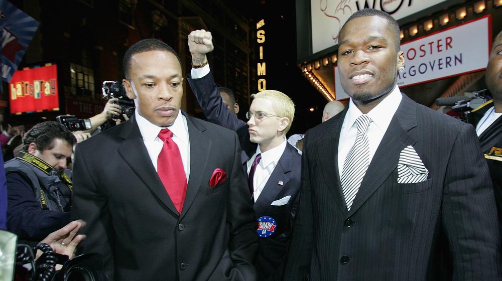 Dr. Dre 50 Cent 2004