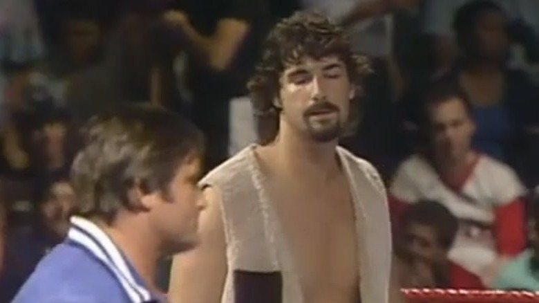 Mick Foley in 1986