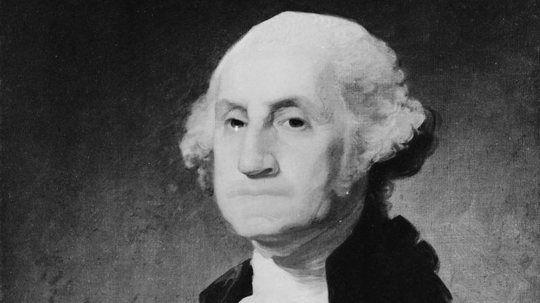 first American president George Washington