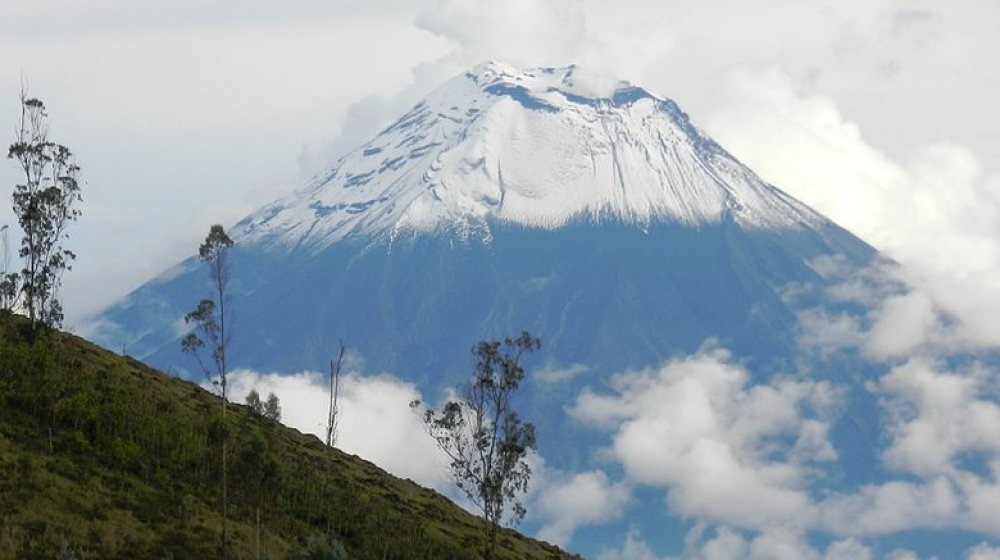 Volcano, Black Giant, Ecuador