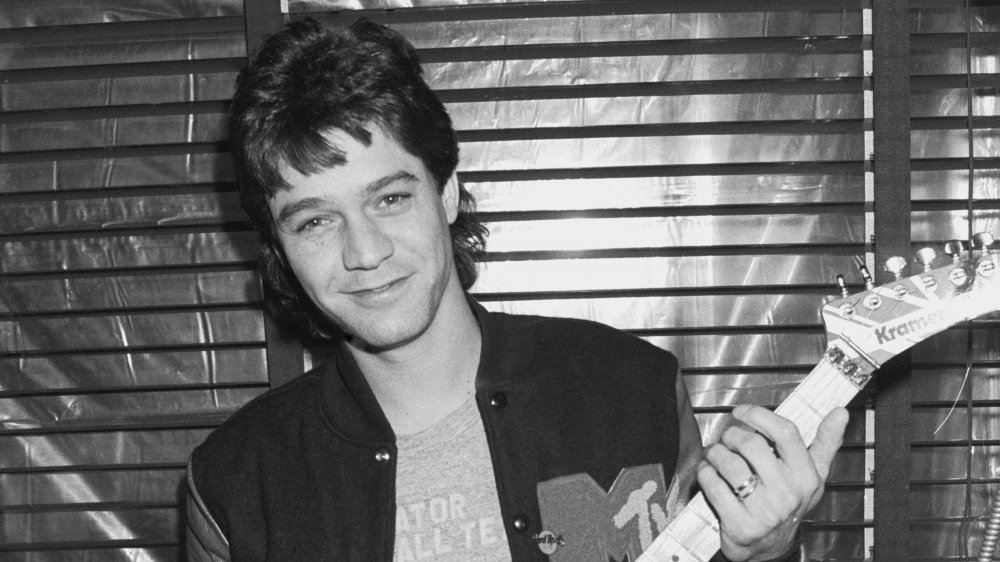 Eddie Van Halen, 1985