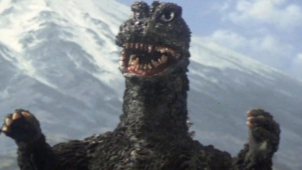 Godzilla vs. Megaguirus still
