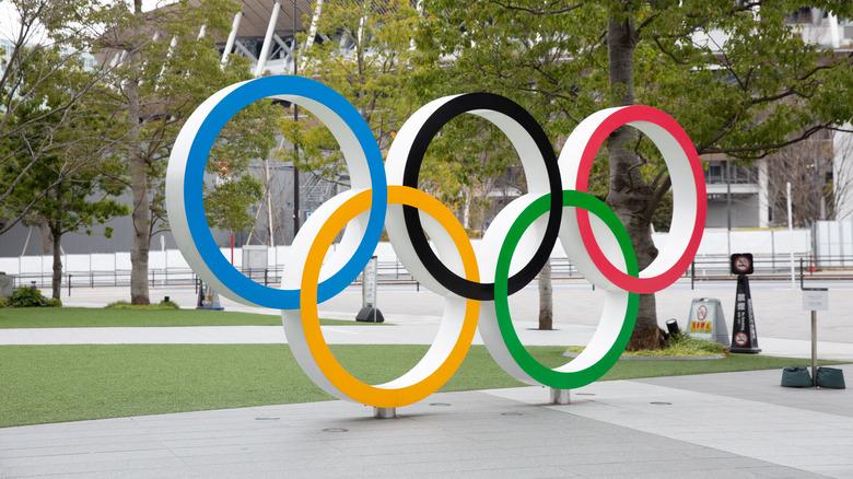 tokyo's olympic village