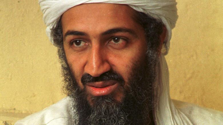 Osama Bin Laden, 2001