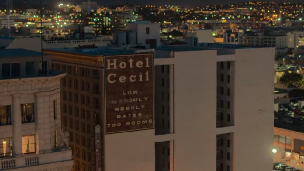Cecil Hotel in Los Angeles
