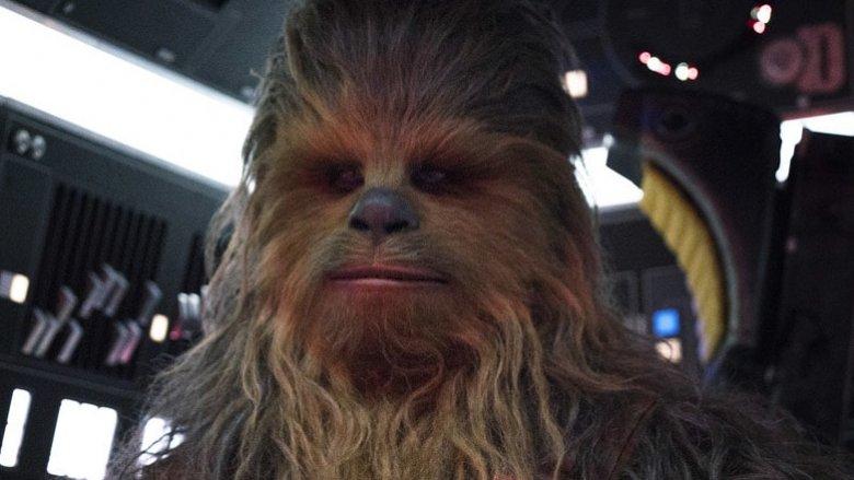 Chewbacca in Solo