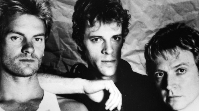 The band The Police