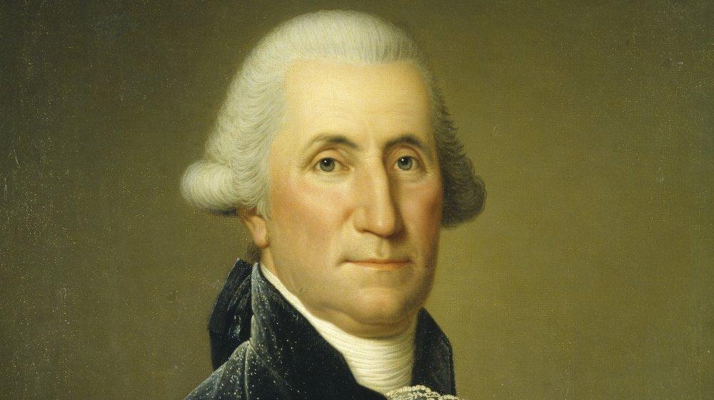 George Washington's portrait