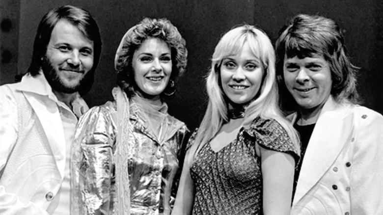 Swedish musical group ABBA
