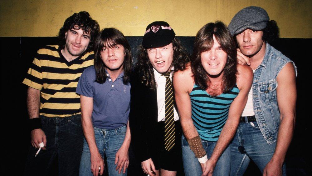 AC/DC in 1985