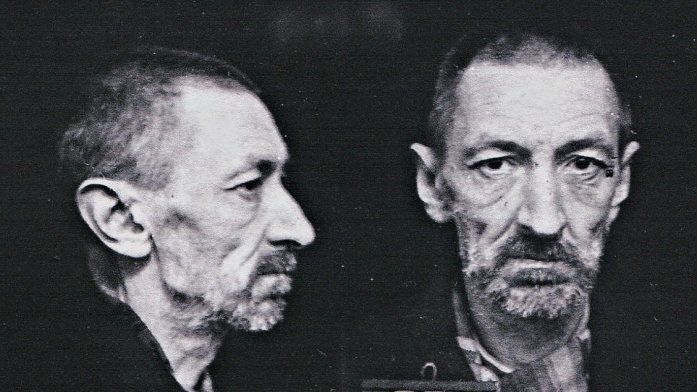 Gulag political prisoner