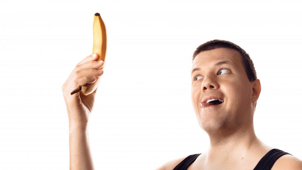 man human banana dna