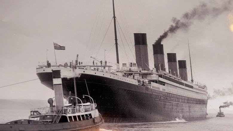 RMS Titanic 1912