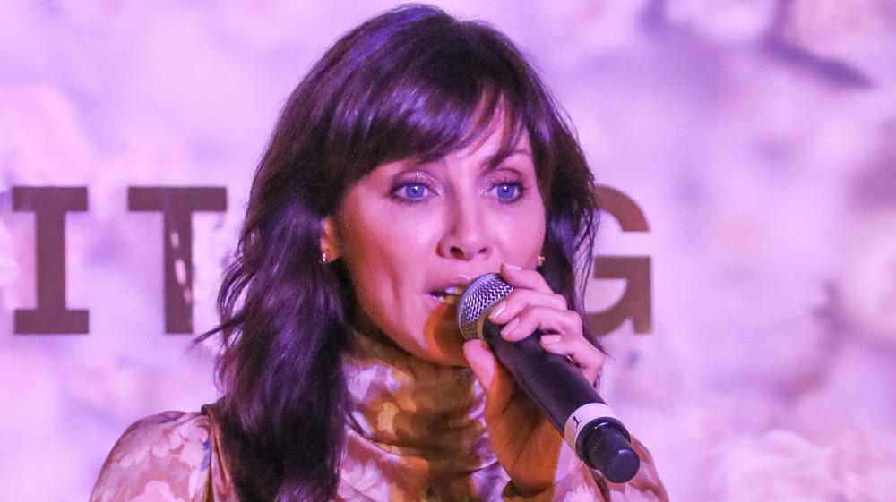 Natalie Imbruglia performing in Dubai in 2018