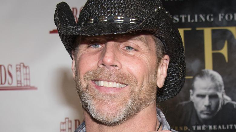 Wrestler Shawn Michaels