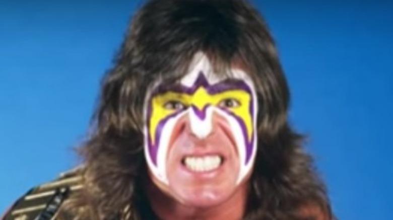 Ultimate Warrior James Brian Hellwig