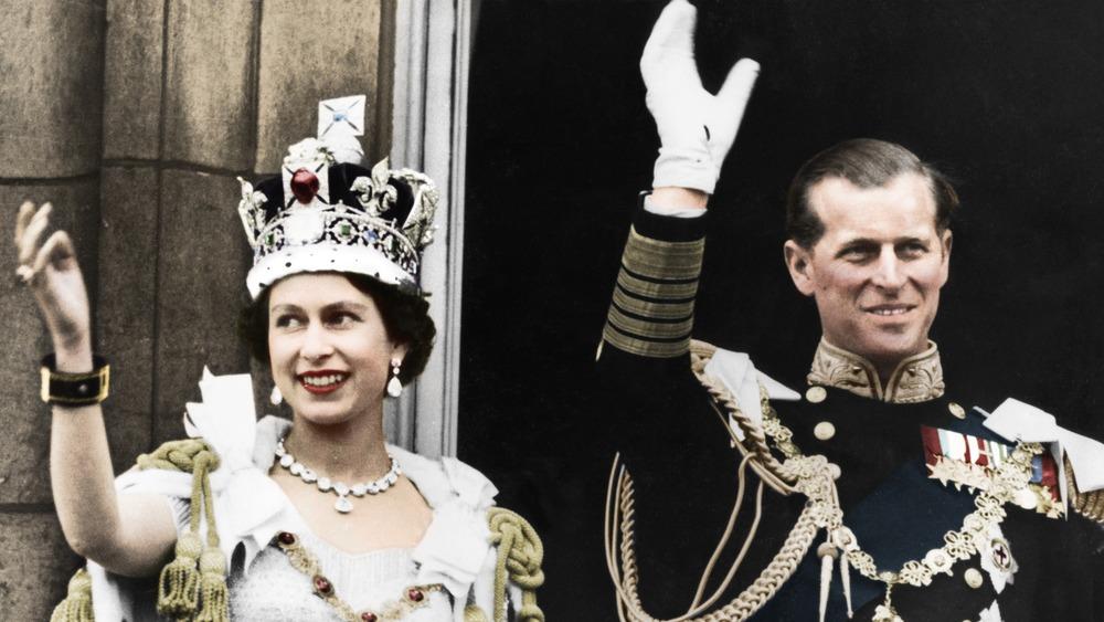 Elizabeth II, Duke of Edinburgh