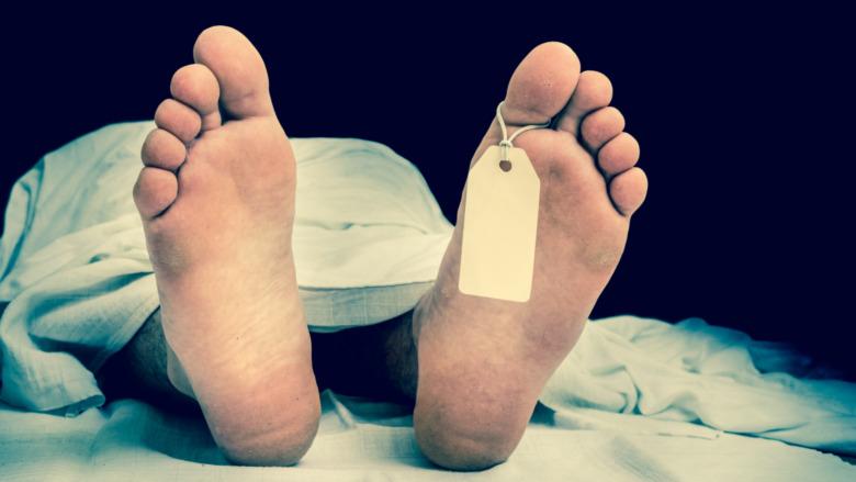 Morgue foot